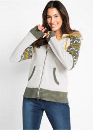 Gilet sweat-shirt, bpc bonprix collection