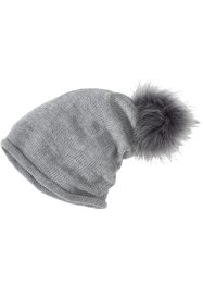 Beanie avec pompon, bpc bonprix collection