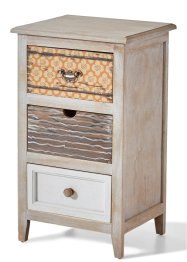 Commode Aiden 3 tiroirs, bpc living