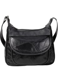 Sac en cuir Patch color, bpc bonprix collection