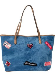 Sac avec patches, bpc bonprix collection