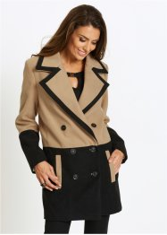 Manteau court aspect laine, bpc selection premium