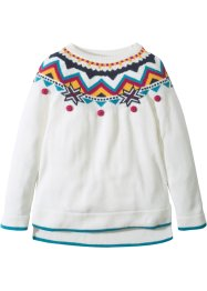 Pull en maille motif norvégien, bpc bonprix collection