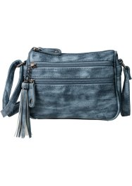 Petit sac à bandoulière Denim, bpc bonprix collection