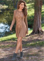 Robe en maille, BODYFLIRT boutique