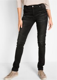 Jean biker - designed by Maite Kelly, bpc bonprix collection