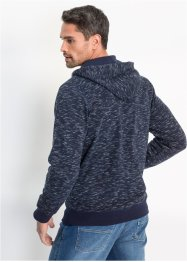 Gilet sweat à capuche, bpc bonprix collection