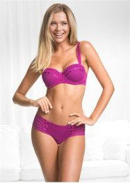 Soutien-gorge balconnet + shorty (Ens. 2 pces.), RAINBOW