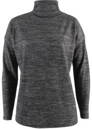Pull en polaire oversize, bpc bonprix collection