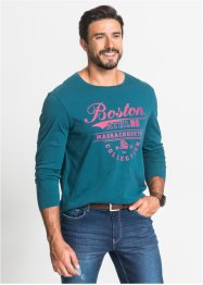 T-shirt manches longues Regular Fit, bpc bonprix collection