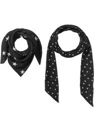 Set de foulards, bpc bonprix collection