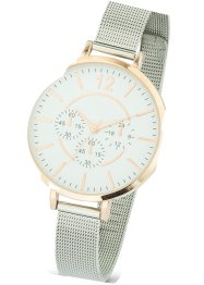 Montre à bracelet mesh, bpc bonprix collection