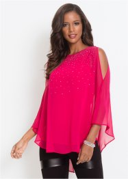 Top avec strass, BODYFLIRT boutique