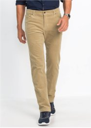 Pantalon en velours côtelé extensible thermo, bpc bonprix collection