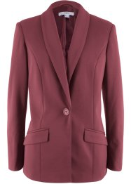 Blazer ample Punto di Roma, manches longues, bpc bonprix collection