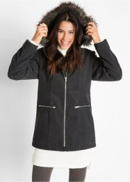Parka aspect laine, bpc bonprix collection