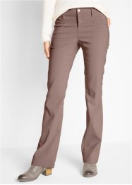 Pantalon extensible amincissant bootcut, bpc bonprix collection