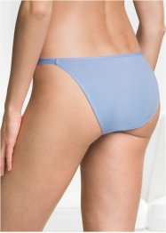 Lot de 6 tangas avec étiquette, bpc bonprix collection