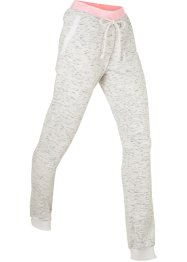 Pantalon sweat avec touches fluo, bpc bonprix collection