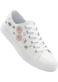 Sneakers avec strass, RAINBOW