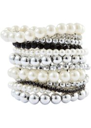 Set de bracelets (Ens. 12 pces.), bpc bonprix collection