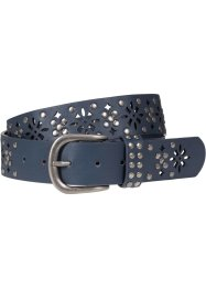 Ceinture avec perforations et rivets, bpc bonprix collection