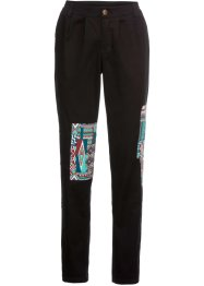 Pantalon avec patches, RAINBOW