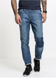 Jean 5 poches Regular Fit Tapered, RAINBOW