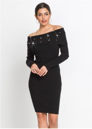 Robe avec application de perles, BODYFLIRT boutique