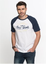 T-shirt raglan Regular Fit, John Baner JEANSWEAR