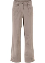 Pantalon extensible en twill, droit, bpc bonprix collection