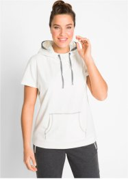 Sweat-shirt manches courtes, bpc bonprix collection