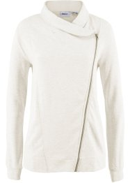 Veste biker sweat, bpc bonprix collection