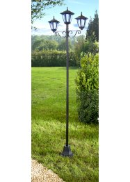 Lampadaire de jardin solaire Boston, bpc living bonprix collection