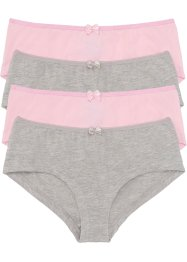 Lot de 4 culottes, RAINBOW