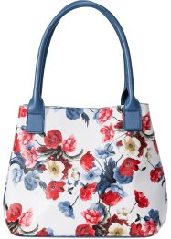 Sac à main à fleurs, bpc bonprix collection