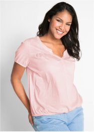 Blouse T-shirt manches courtes, bpc bonprix collection