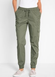 Pantalon cargo 7/8, bpc bonprix collection