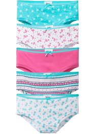 Lot de 5 culottes, bpc bonprix collection