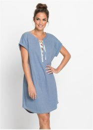 Chemise de nuit oversized aspect jean, bpc bonprix collection