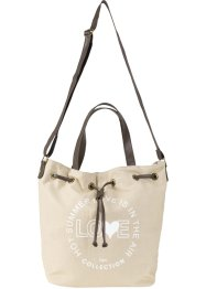 Sac seau Toile, bpc bonprix collection