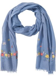 Foulard brodé, bpc bonprix collection