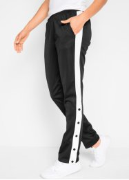 Pantalon-jogging, avec patte de boutonnage, bpc bonprix collection