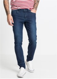 Jean extensible Skinny Fit Straight avec polyester recyclé, RAINBOW