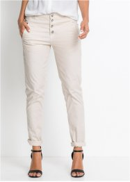 Pantalon chino extensible, BODYFLIRT