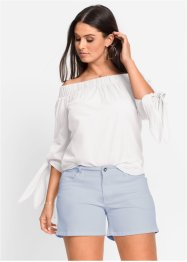 Blouse encolure Carmen, BODYFLIRT