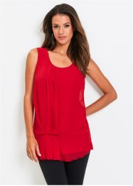 Top long en voile de chiffon, bpc selection