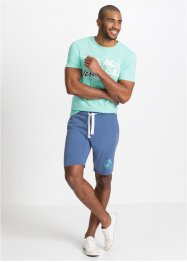 Short en jersey à imprimé, bpc bonprix collection