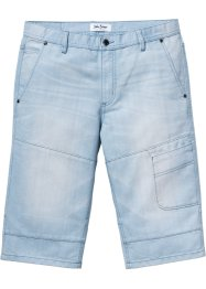 Bermuda long en jean Regular Fit, John Baner JEANSWEAR