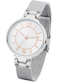 Montre avec bracelet mesh, bpc bonprix collection